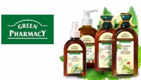 GREEN PHARMACY – ziołowe preparaty do włosów