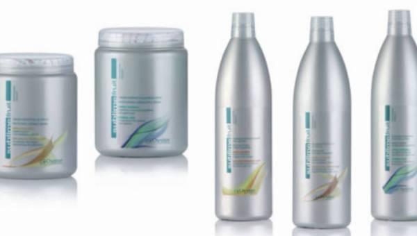 Pielęgnacja włosów z maskami i szamponami SUBLIME FRUIT