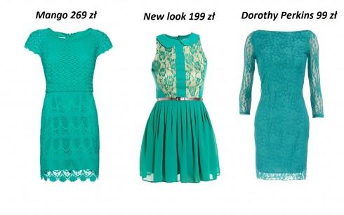11dcb6e331 Koronkowe sukienki - doskonałe także na przyjęcie komunijne ...