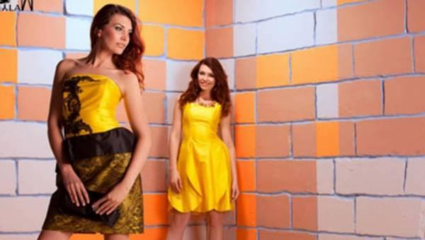 Sukienki koktajlowe od MaryliW