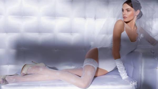 """Powiedz """"tak"""" pięknym nogom – nowa kolekcja ślubna Wedding by Gatta"""