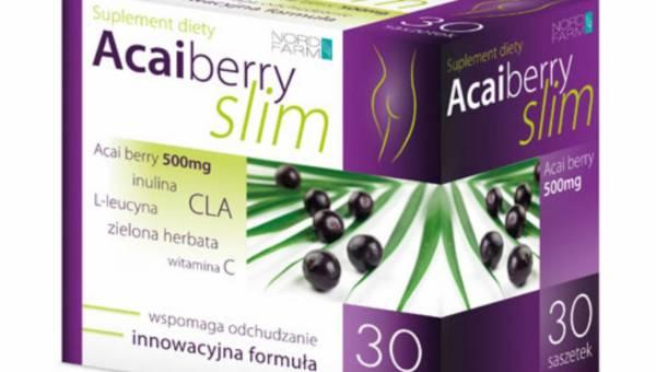 Czas na jagodową rewolucję w odchudzaniu: poznaj jagody Acai