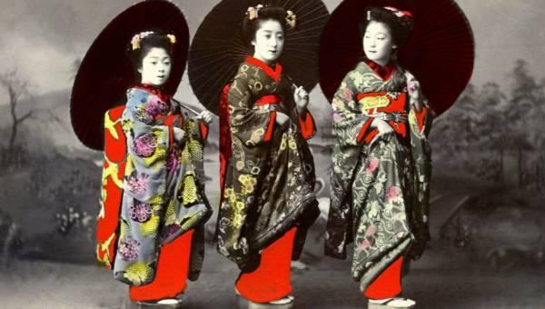 | Czy japonki pochodzą z Japonii?
