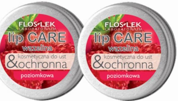Floslek: Usta o smaku poziomek