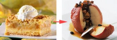 co jeść zamiast-ciastka, zamienniki dieta