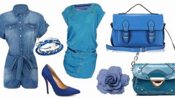 Lato w kolorach Blue Jeans