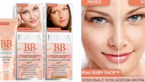Letni makijaż: Kompleksowy krem BB 6w1 Blemish Base Cream – EVELINE Cosmetics