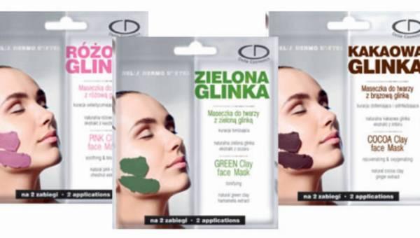 Naturalna pielęgnacja skóry – maseczki z glinką od Delia Cosmetics
