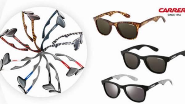 HERE COMES THE SUN! – okulary przeciwsłoneczne CARRERA 6000