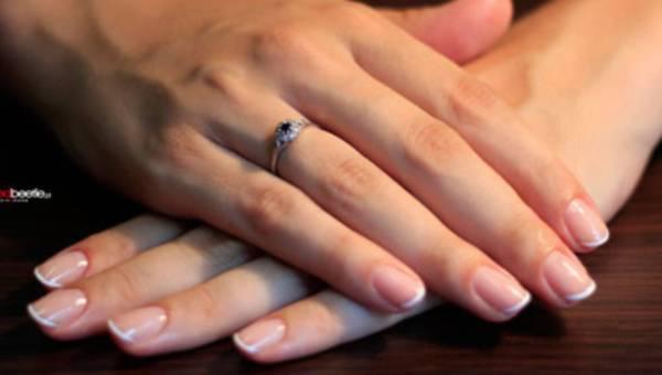 Ślubny manicure – jakie są dziś trendy?