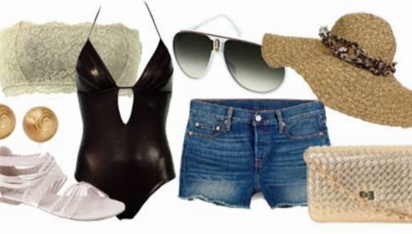 Stylizacje na Beach Party