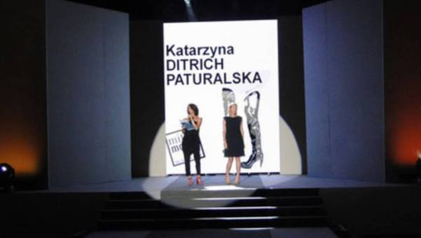 Wielki sukces młodej polskiej projektantki – Katarzyny Ditrich-Paturalskiej
