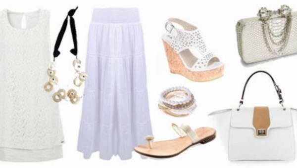 White'n'White! – białe stylizacje na letnie dni