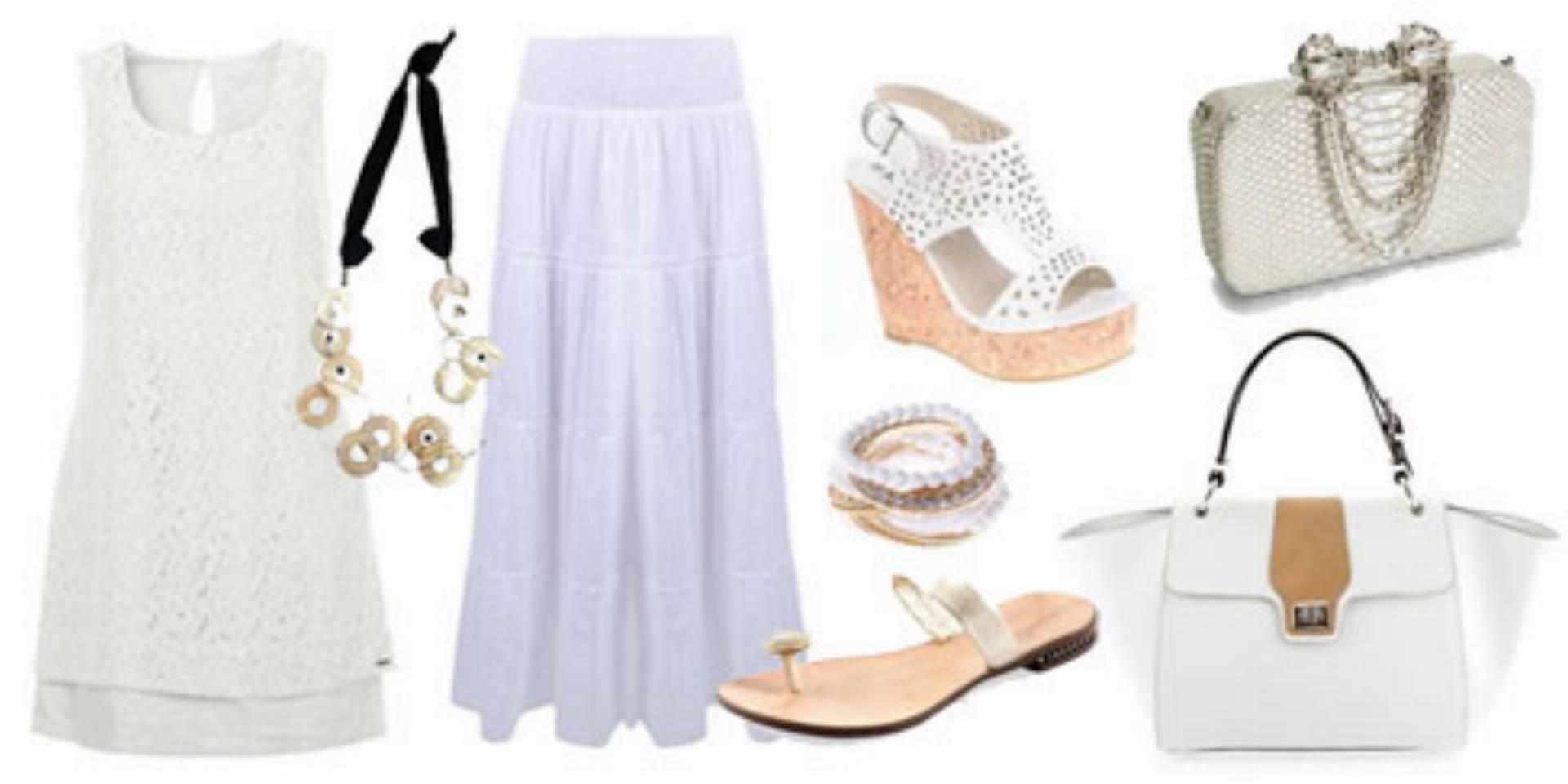 White'n'White! - białe stylizacje