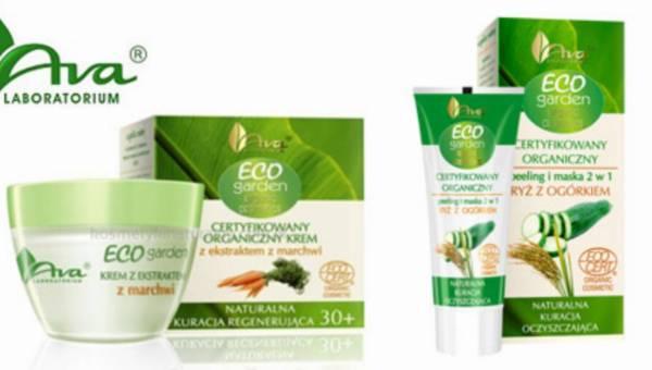 Konkurs: Naturalnie i ekologicznie z kosmetykami ECO Garden