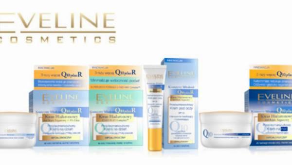 Nowa seria kremów Eveline Cosmetics Q10 plus R