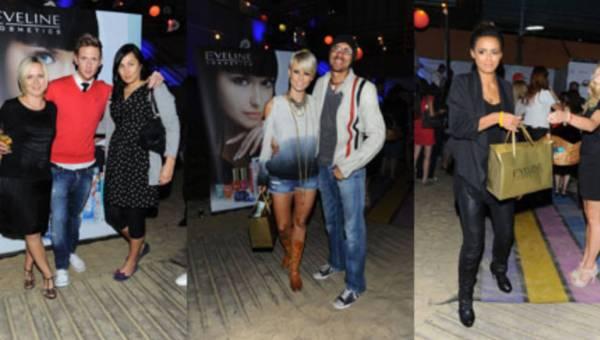 Jakie nowości kosmetyczne interesują gwiazdy, czyli EVELINE COSMETICS sponsorem MTV Pożegnanie Lata 2012