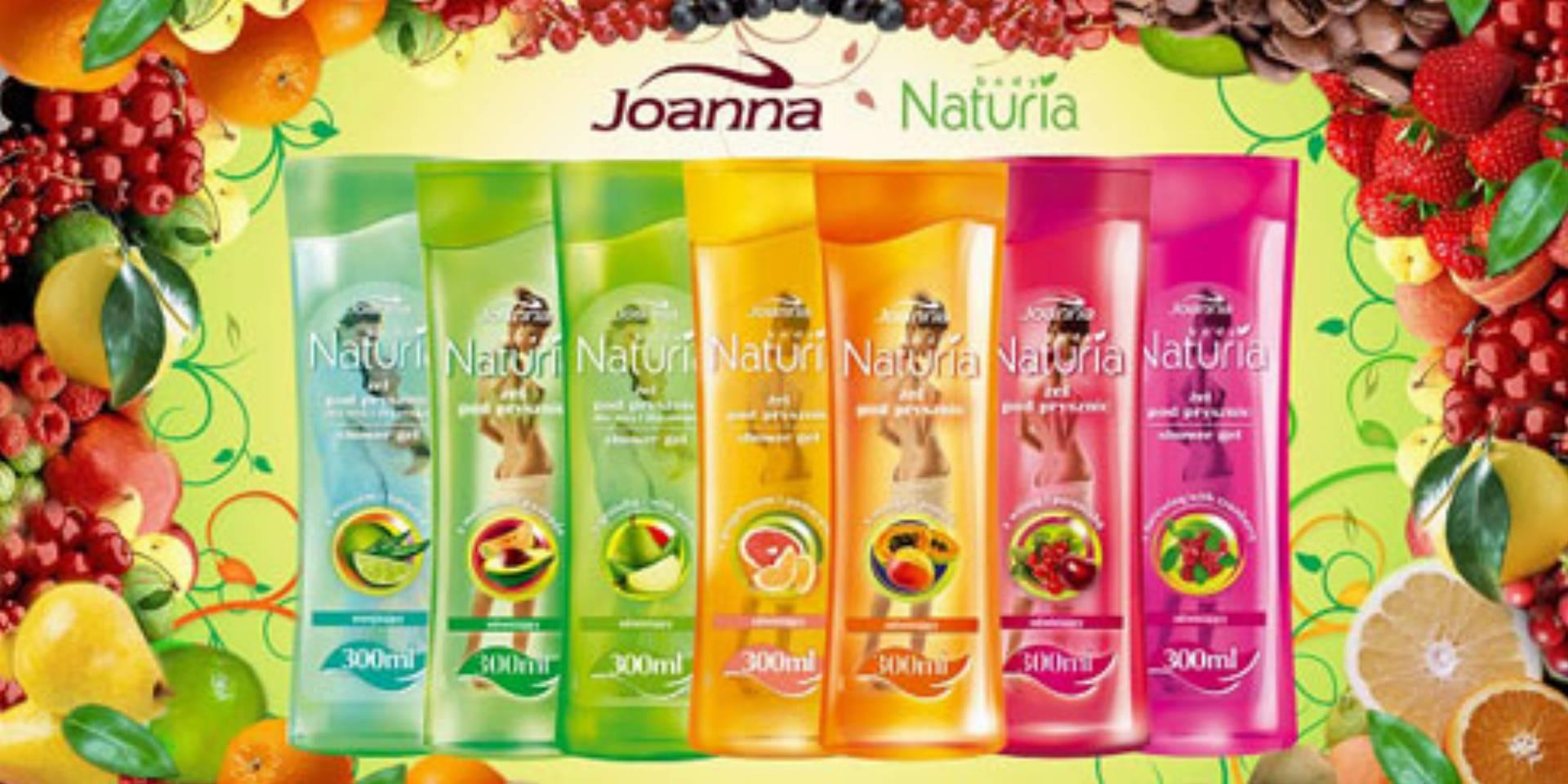 Naturia Body od Joanny