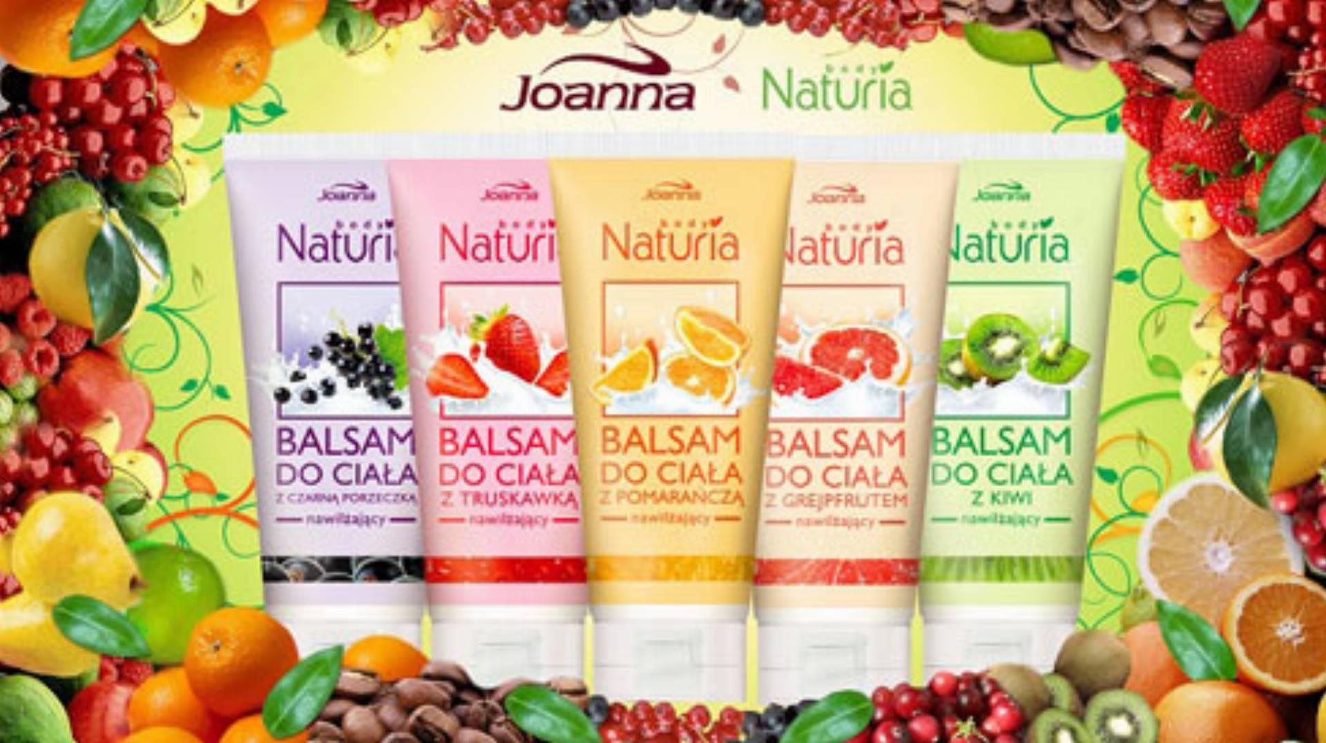 Naturia body od Joanny - balsamy
