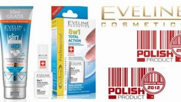 Godło Odkrycie Roku oraz Innowacja Roku  – dwa wyróżnienia dla Eveline Cosmetics