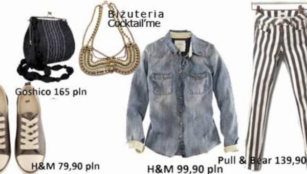 Propozycja na weekend: Jeans z Grafitem