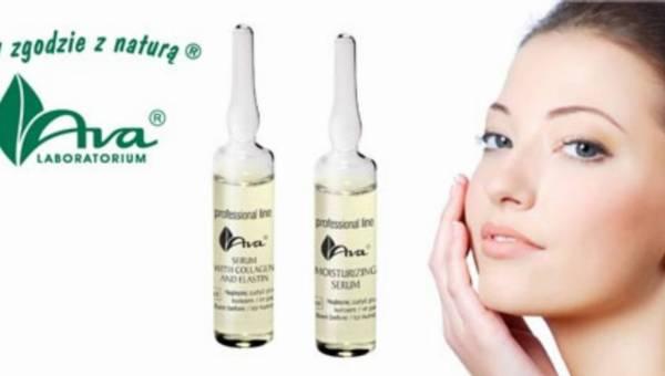 Professional Home SPA – 4 intensywne kuracje wspomagające pielęgnację twarzy z Laboratorium Kosmetycznego AVA