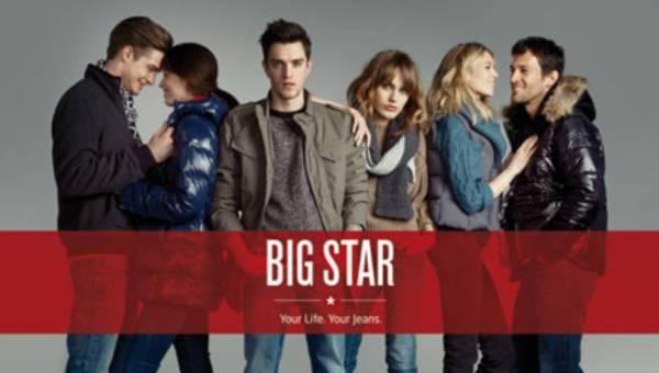 "Big Star ""JUST BE YOURSELF"" kampania jesień-zima 2012/2013"