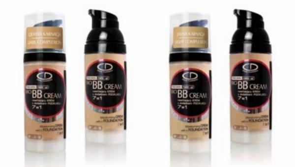 Upiększający kosmetyk do zadań specjalnych!  NOWOŚĆ – Nawilżający BIO BB Cream z dodatkiem podkładu 7 w 1 Delia Cosmetics
