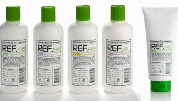 EKO kolekcja REF – zielona pielęgnacja: bez parabenów, bez siarczanów