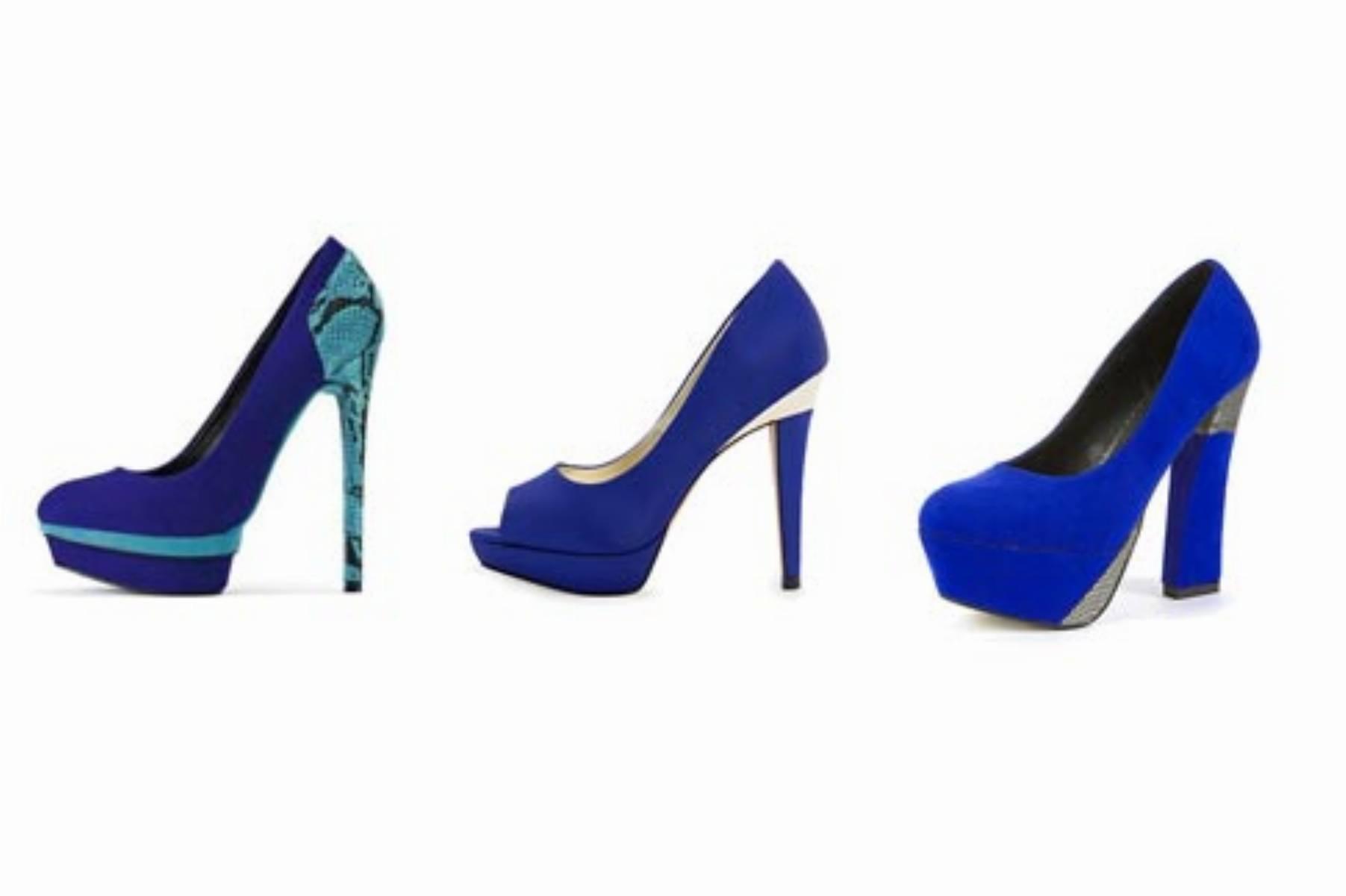 Kobalt - stylizacje