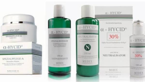 Kwasy α-HYCID – odnowienie skóry po wakacjach!