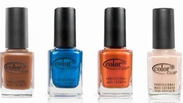 COLOR CLUB – lakiery do paznokci w kolorach natury