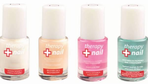 VENITA: THERAPY NAIL – rewelacyjne odżywki do paznokci!