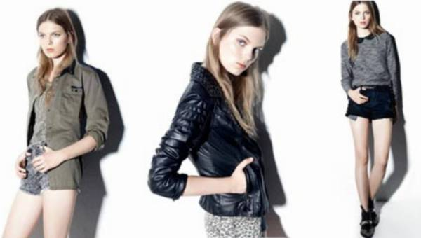 Lookbook Pull&Bear na jesień 2012