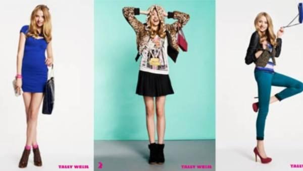 Stylowy Mix! – Najnowsza kolekcja TALLY WEiJL na jesień 2012!