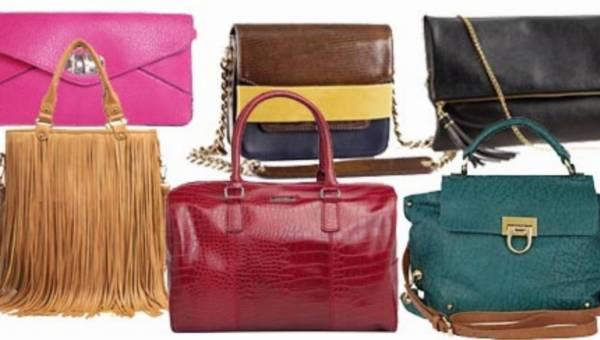 Torby, torebki, kopertówki…