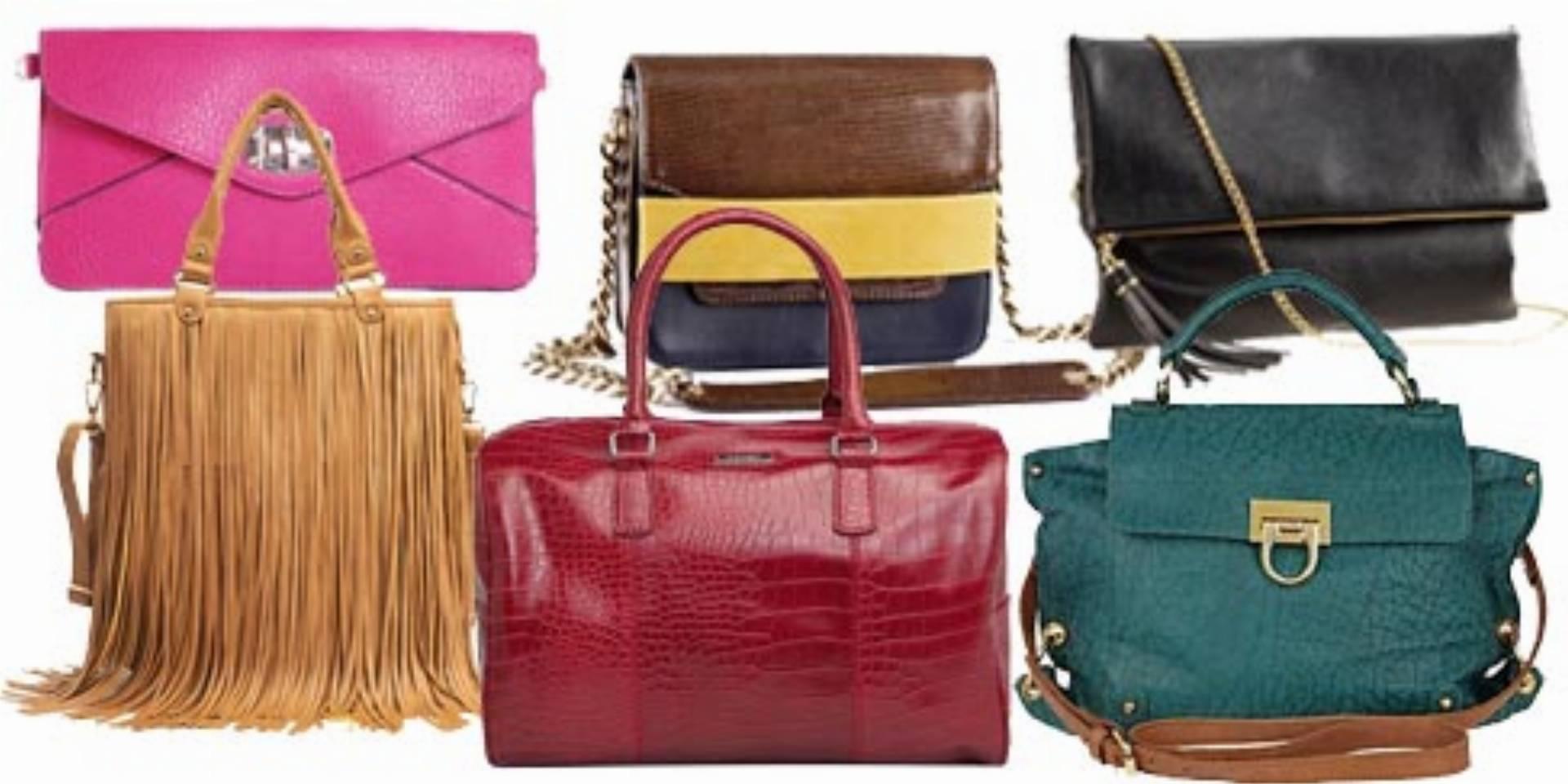 Torby, torebki, kopertówki...