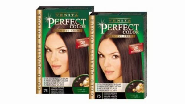 VENITA: PERFECT COLOR – farby do włosów!