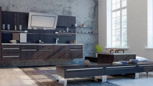 Beton wchodzi na salony – stwórz w mieszkaniu loftowy klimat