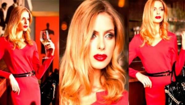 Powrót eleganckiej czerwieni – sukienki Anataki na jesień-zimę 2012/2013