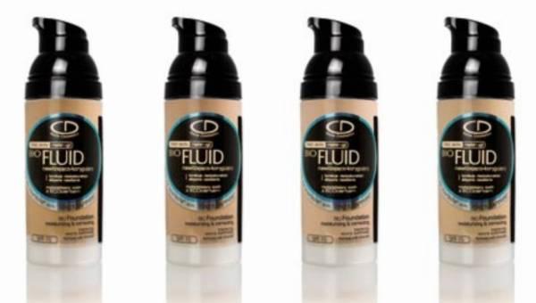 Gładka i promienna skóra bez niedoskonałości – BIO Fluid z białym szafirem od Delia Cosmetics