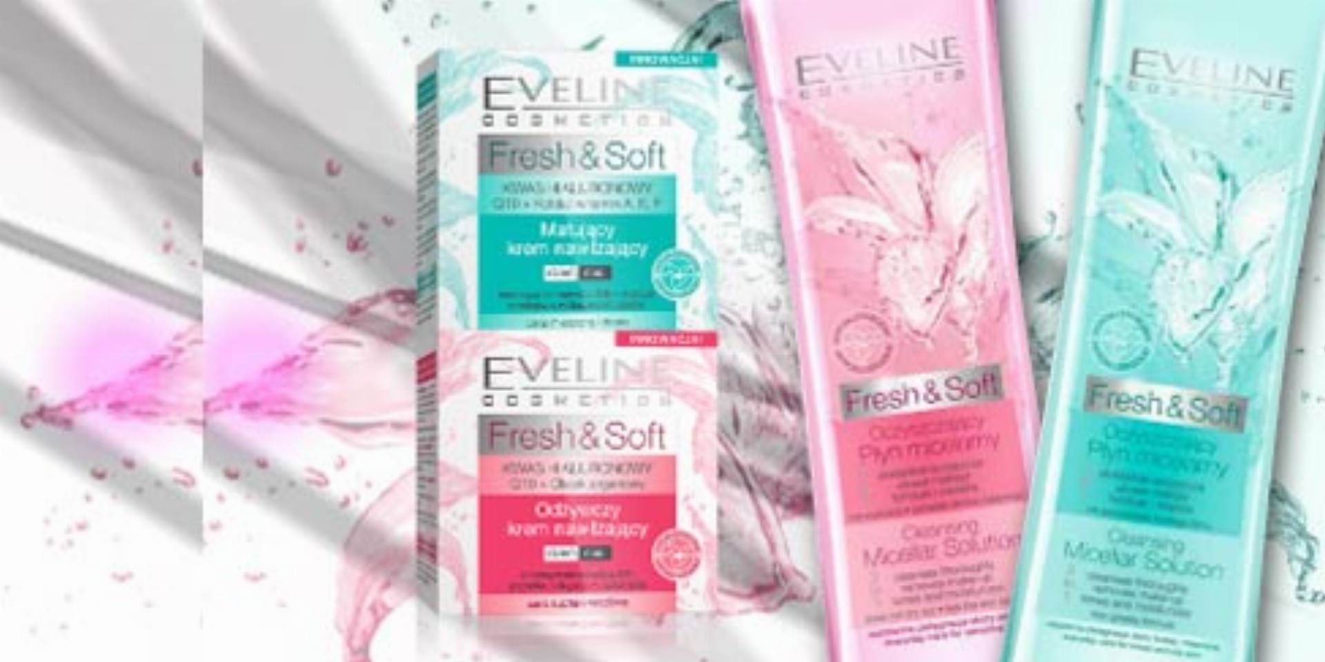 Eveline Fresh & Soft