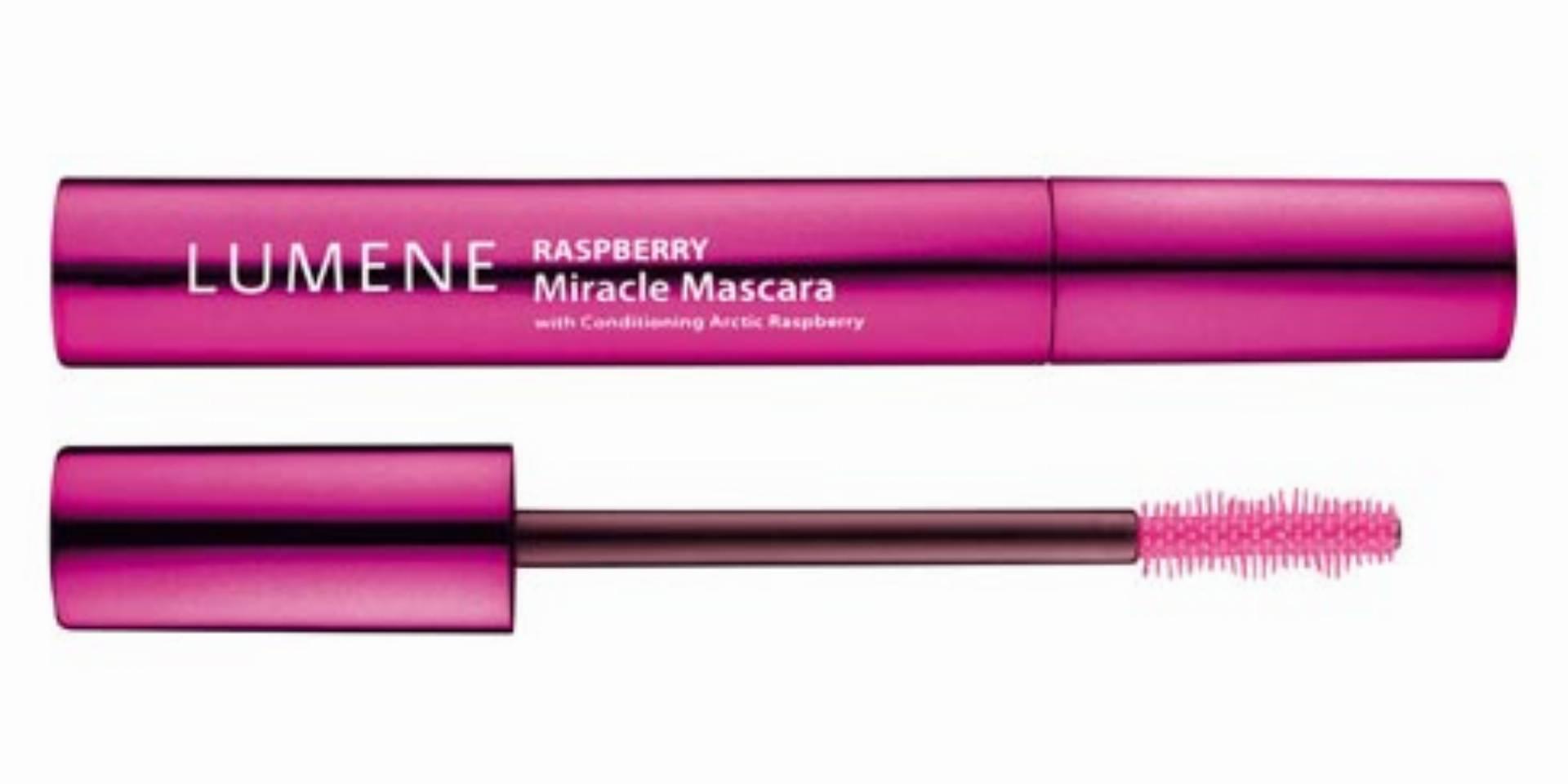 LUMENE Rasberry Miracle Mascara