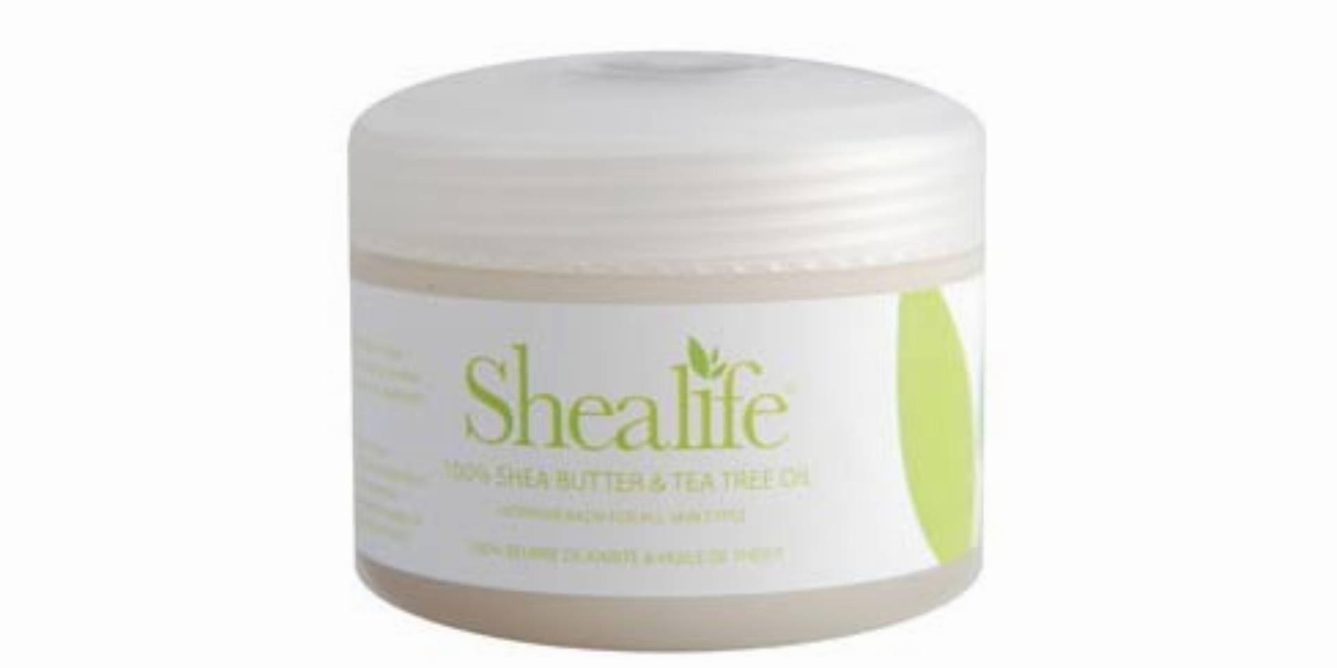 Masło Shealife