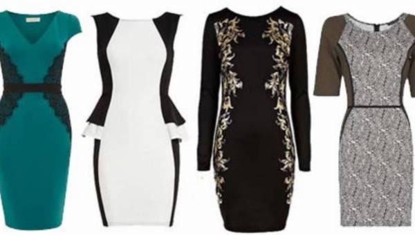 Propozycje sukienek wyszczuplających