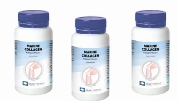 Marine Collagen – i będziesz zwinny jak rybka