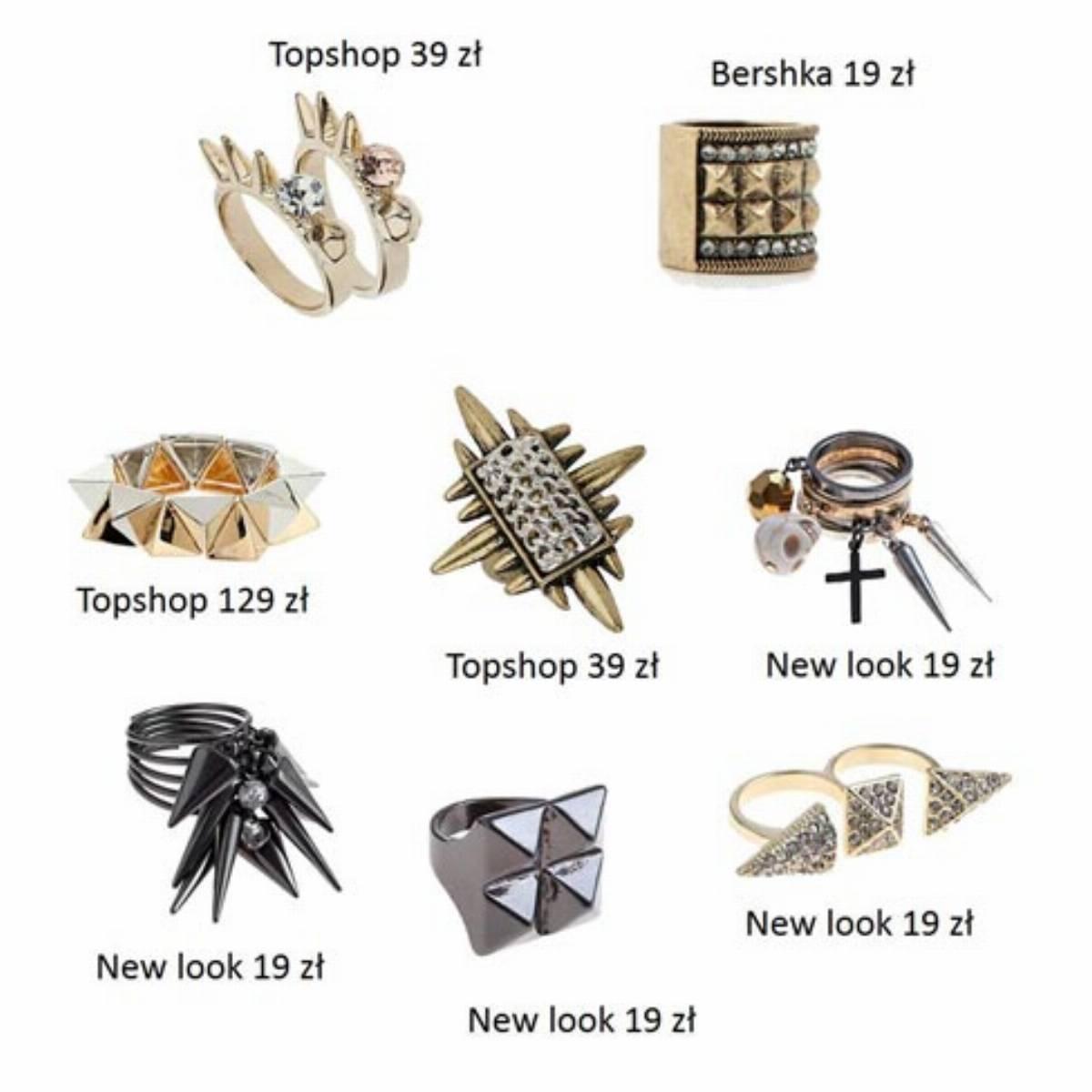 Biżuteria z pazurem