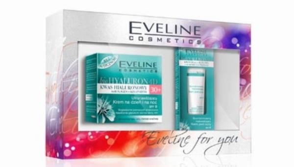 Zestawy świąteczne od Eveline Cosmetics – bioHyaluron 4D dla pań w różnym wieku!