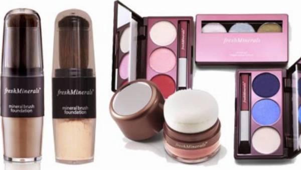 Wyniki konkursu: Wygraj zestaw naturalnych kosmetyków freshMinerals!