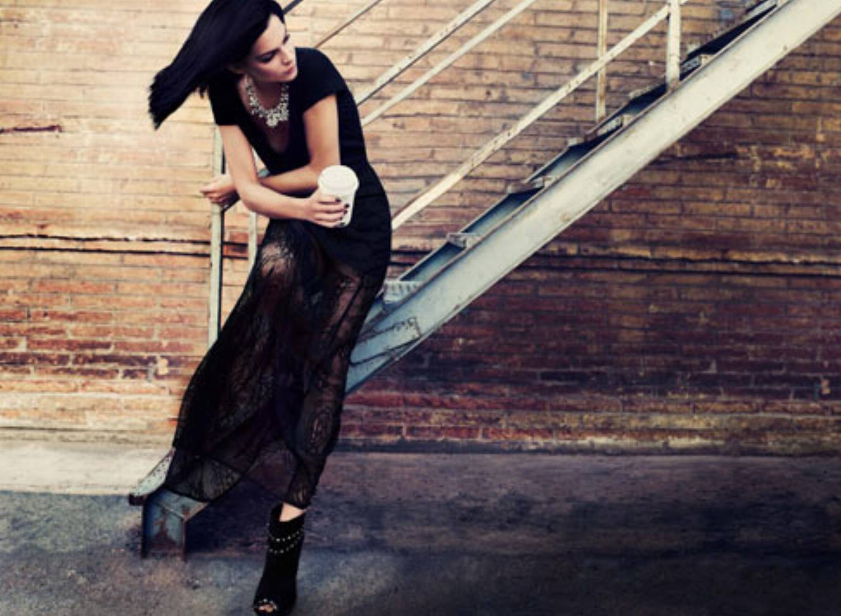 LeighLezark & Stradivarius zima 2012
